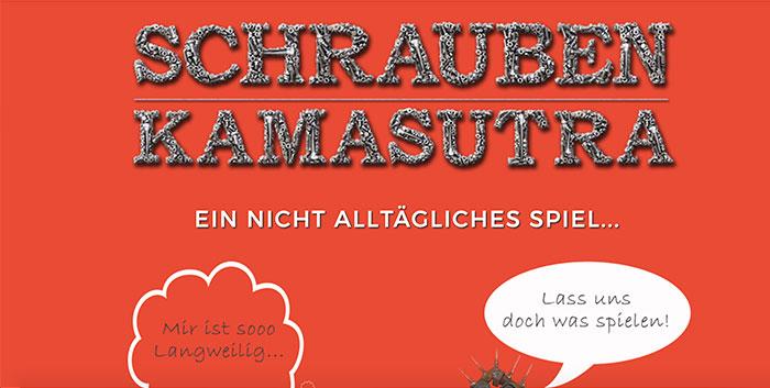 Schraubenkamasutra Kamenz Homepage Erstellung